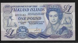 Falkland -  1 Pound - Pick N°13 - NEUF - Falkland Islands