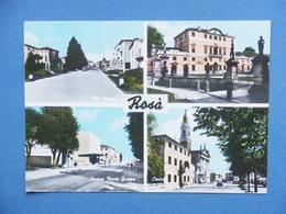 Cartolina Rosà - Varie Vedute - 1960 Ca. - Vicenza