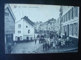 HERVE : Place Du Marché En 1922 - Herve