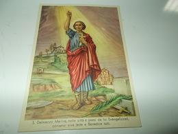 B686  San Salmazzo Martire Non Viaggiata Piega Angolo - Religioni & Credenze