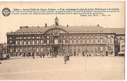 Liège Palais Des Princes Evêques - Liege