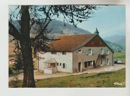 2 CPSM LE VALTIN (Vosges) - Centre De Vacances U.F.O.V.A.L : Ferme Du Gris Thalet - France