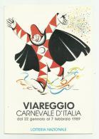 VIAREGGIO CARNEVALE 1989 NV FG - Viareggio