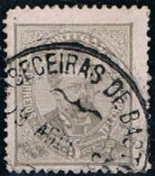 Portugal, 1882/3, # 56, Cabeceira De Bastos, Telegráfico, Used - Gebraucht