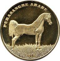 SAINT DENIS 1 CROWN 2018 HORSE CAVALLO NON CIRCOLABILE FDC - France