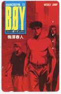 1860 - Seltene Manga / Anime Japan Telefonkarte - Comics