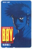 1861 - Seltene Manga / Anime Japan Telefonkarte - BD