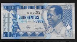 Guinea-Bissau -  500 Pesos - Pick N°12 - NEUF - Guinea-Bissau