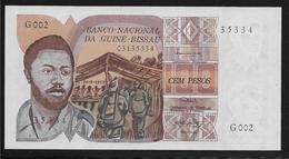 Guinea-Bissau -  100 Pesos - Pick N°2 - NEUF - Guinea-Bissau