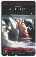1862 - APOLLO 13 Mit Tom Hanks - Movie / Film - Japan Telefonkarte - Cinéma