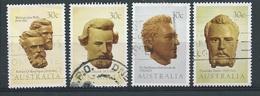 Australië   Y/T   841 / 844  (O) - 1980-89 Elizabeth II