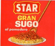 B 1884 - Etichetta, Star Agrate Brianza - Frutta E Verdura