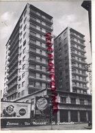 ITALIE -TOSCANA- LIVORNO- VIA MARRADI - IL GRATTACIELO - CHINOTTO CORALLO - COCA COLA - 1955 - Livorno
