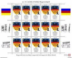 Siebenbürgen, Transsylvania, Transylvania, Erdely - Cinderella/poster Stamp Sheet - Ungarn
