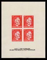 Futsches Reich - Operation Cornflakes, Hitler Skull, Fantasy Label - Fantasie Vignetten