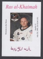 Mission To The Moon, Ras Al-Khaima - Space