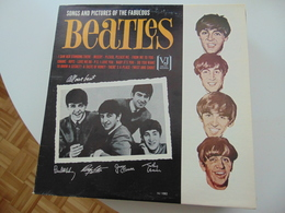 The  Beatles- Songs And Pictures Of The Fabulour (unofficial Album) - Country En Folk