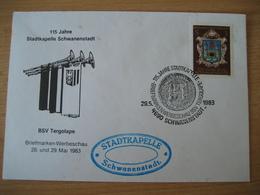 Österreich- 115 Jahre Stadtkapelle Schwanenstadt Mit SStp. - 1945-.... 2nd Republic