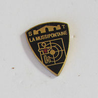 1 Pin's TIR - S.T MUSSIPONTAINE - Badges