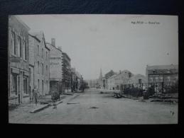 Cpa/pk 1910 MELREUX Grand Rue - Hotton
