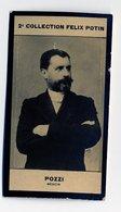 2e Collection Felix Potin - Ca 1920 - REAL PHOTO - Pozzi, Médicin - Félix Potin