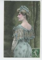 FEMMES - FRAU - LADY - SPECTACLE - ARTISTES - THEATRE - Portrait De MARCILLY - Femmes