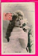 Cpa Carte Postale Ancienne  - Artiste - Mabel Love  Reutlinger - Artistes