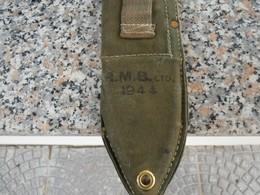 Fodero Per Baionetta Machete Australia - Equipaggiamento