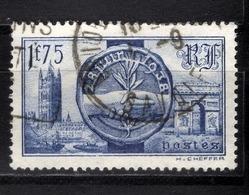 FRANCE 1938 - Y.T. N° 400 - OBLITERE - - Oblitérés