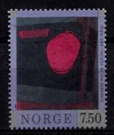 Norvège 1998  Mi.Nr: 1288  Zeitgenössische Kunst  Oblitèré / Used / Gebruikt - Usados