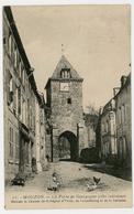 Mouzon - Ardennes -  Porte De Bourgogne - Animée - - Sedan