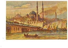 TURCHIA COSTANTINOPOLI COSTANTINOPLE Istanbul - Turchia