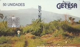 Equatorial Guinea - Landscape - CN: 00018371 - Equatoriaal Guinea