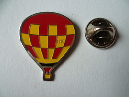 PIN'S MONTGOLFIERE - Airships