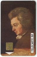 1883 - MOZARD - Musik Telefonkarte Von FRANKREICH - Musique
