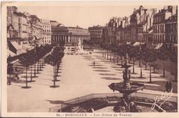 CPA - 26. BORDEAUX Les Allées De Tourny - Bordeaux