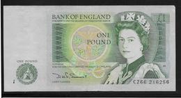 Grande Bretagne -  1 Pound - Pick N°377 - SUP - Grande-Bretagne