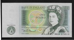 Grande Bretagne -  1 Pound - Pick N°377 - NEUF - Gran Bretagna