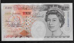 Grande Bretagne -  10 Pounds - Pick N°383 - SPL - Grande-Bretagne