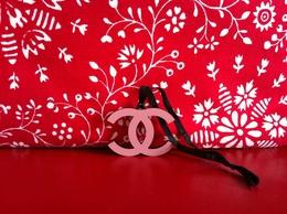 Chanel - Breloque De Sac Rose - Accessories