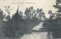 Névez. Château De Tal Mor - Névez