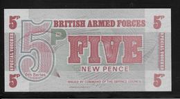 Grande Bretagne -  Militaire - 5 Pence - Pick N° M44 - NEUF - Forze Armate Britanniche & Docuementi Speciali