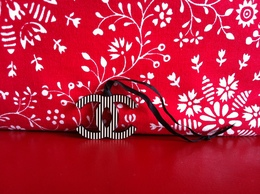 Chanel - Breloque De Sac Beige - Accessories