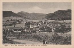 Bas Rhin - Weller U. Els ( Im Sommer 1916 Mit Blick In Die Vogesen ) - France