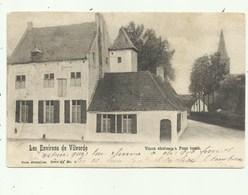 Les Environs De Vilvoorde -  Chateau à Pont Brule Et Eglise - Vilvoorde