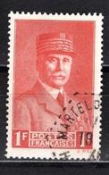 FRANCE 1941 -  Y.T. N° 472 - OBLITERE - Usados