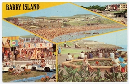 BARRY ISLAND (MULTIVIEW) - Glamorgan