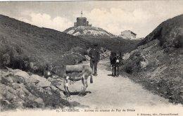 B51482 Arrivée Au Sommet Du Puy De Dôme - Non Classés