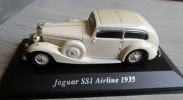 Jaguar SS1 Airline 1935 - 1/43 ème - Voitures, Camions, Bus