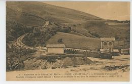 Ascension De La Rhune - SARE - ASCAIN - Tramway Funiculaire - Station Et Chapelle Saint Ignace - Sare